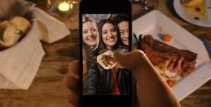 Snapchat Görüntülü Konuşma ve Mesajlaşma Tanıtım Videosu