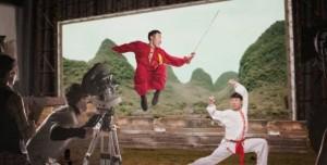 Samsung Galaxy NotePRO ile Kung Fu'ya Hazır Olun