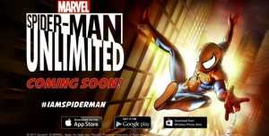 Spider-Man: Unlimited Duyuru Videosu