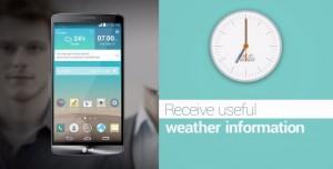 LG G3 Akıllı İpuçları: Akıllı Bildirimler