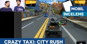 Crazy Taxi: City Rush - Tamindir İncelemesi