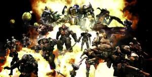 Zombies Monsters Robots Tanıtım Videosu