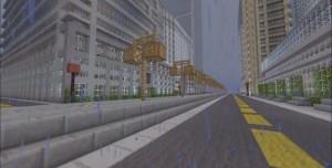 SimCity'deki Megaşehir'i Minecraft'ta Yaptılar: Titan City