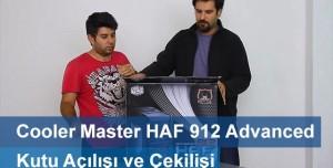 Cooler Master HAF 912 Advanced - Tamindir İncelemesi ve Çekilişi