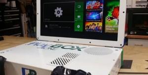 Playbox: İçinde PlayStation 4 ve Xbox One Bulunan Laptop