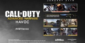 Call of Duty: Advanced Warfare - Havoc DLC Tanıtım Videosu