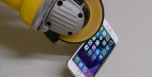 iPhone 6 Canavar ile Nasıl Düzgün Kesilir?