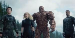 Fantastic 4 Yeni Fragmanının Sonunda Deadpool Göründü!