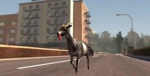 Goat Simulator Sonunda PS4'e Geliyor!