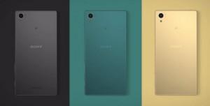 IFA 2015'te Tanıtılan Sony Xperia Z5 Serisi Dikkatleri Çekiyor