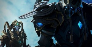 Starcraft II: Legacy of The Void Protoss Hikaye Videosu
