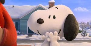 Snoopy Sinema Filmi Oldu