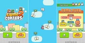 Flappy Bird Yapımcısından Swing Copters 2