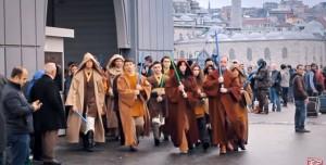 Mehter Takımı Imperial March Çalarsa Nasıl Olur?
