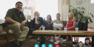 Skype Ücretsiz Görüntülü Çağrı Mobilde