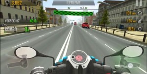 Traffic Rider Oynadık!