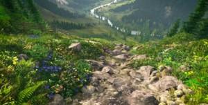 İşte Amazon'un Yeni Ücretsiz Oyun Motoru Lumberyard