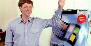 Bill Gates Windows 95 İçin Böyle Dans Etmişti!