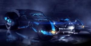 Batmobile, Rocket League'e Geliyor