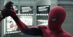 Kaptan Amerika: İç Savaş'ın Örümcek Adam'lı TV Reklamı Yayınlandı