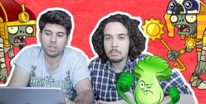 Plants vs Zombies 2 Oynayamadık! (Hungry Shark içerir)