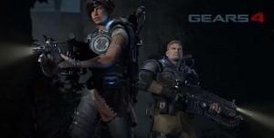 Gears of War 4 PC İçin Geliyor