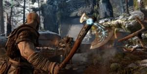 God of War - E3 2016 Oynanış Videosu