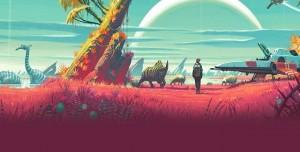 No Man's Sky'ın İkinci Oynanış Videosu Yayınlandı