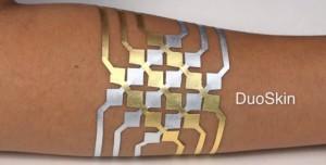 Microsoft ve MIT'ten Telefonları Kontrol Edebilen Akıllı Dövme