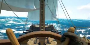 Açık Dünya Tabanlı Korsanlık Oyunu Sea of Thieves'ten Oynanış Videosu
