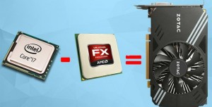 Bu İşlemcilerin Fiyat Farkıyla GTX1060 Alınabiliyor!