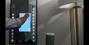 Aynanızı Dev Bir iPhone'a Dönüştüren Çılgın Sistem