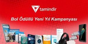 Tamindir'den Bol Ödüllü Yeni Yıl Kampanyası