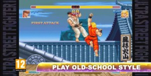 Ultra Street Fighter II Gümbür Gümbür Geliyor!