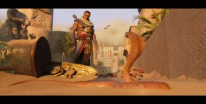 Assassin's Creed Origins Gamescom 2017 Fragmanı