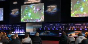 Dünya Oyun Turnuvası - CeBIT 2012
