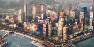 SimCity 2013 - E3 Fragmanı