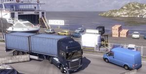 Scania Truck Driving Simulator Fragmanı