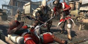 Assassin's Creed 3 - Boston Demo Oynanış Videosu