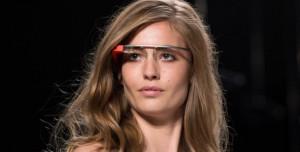 New York Moda Haftası'nda Google Glass