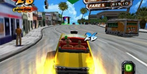 Crazy Taxi - iPhone, iPad ve iPod Touch Fragmanı