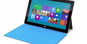 İlk Resmi Microsoft Surface Reklam Filmi
