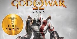 God of War Saga Collection Paketi