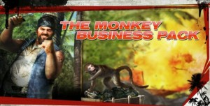 Far Cry 3 Monkey Business Paketi