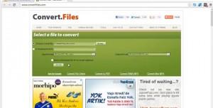 Convert Files Web Uygulaması İle Dosya Çevirme Nasıl Yapılır