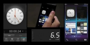 Fun With Blackberry 10: Blackberry Flow İşbaşında