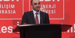 Türksat A.Ş. Genel Müdürü Dr. Özkan Dalbay Bilişimin Önemini Vurguladı- CeBIT Bilişim Eurasia