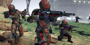 PlanetSide 2 - Online FPS Oyunu Fragmanı