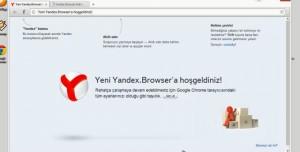 Yandex Browser Kurulumu Nasıl Yapılır
