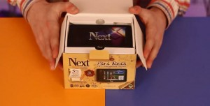 Next Piri Reis GPS Navigasyon Cihazı Kutu Açılımı